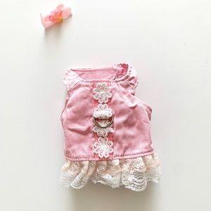 Perfect Pink Spring/Summer Dress / Adjustable XXS